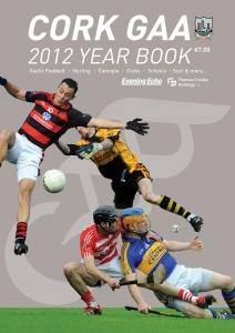 Cork GAA Yearbook 2012