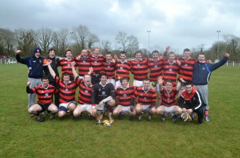 2013 U21B Football Championship Winners