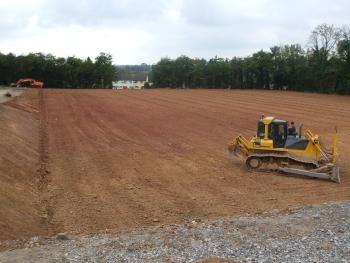 Field Renovations 2007