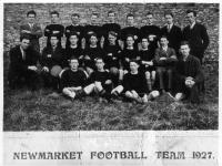 1927 Co JFC Runners Up