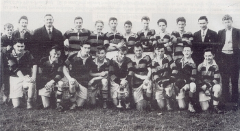1958 Novice Football Winners