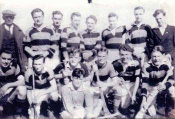 1953 Junior Hurling Team