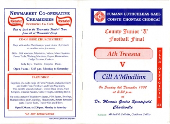 1998 County Junior Football Final