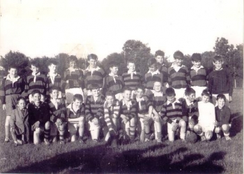 1966 Under 14 County Runners Up