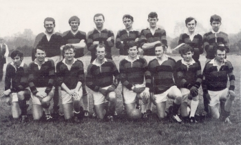 1970 Junior Football Winners