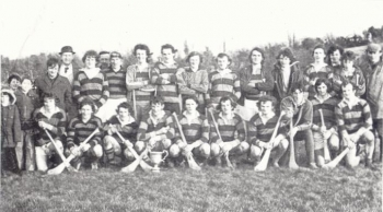 1974 Junior Hurling League Winners