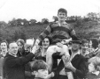 Seanie Daly Receives 1974 JHC Cup