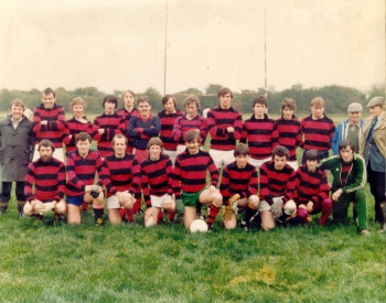 1982 Junior B Football Team