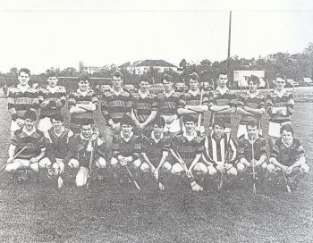 1988 U-21 Hurling Team