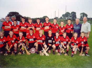 2003 U-14 Hurling Winners