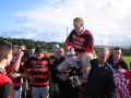 T.J. Bodie Receives the 2005 MFC Cup