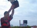 Brian O'Riordan gets 2009 U21 Cup