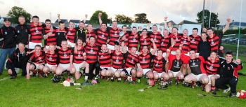2014 Junior A Hurling League Winners