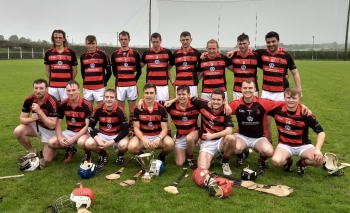 2017 Junior B Hurling Championship Winners