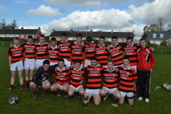 2012 Minor A League Winners
