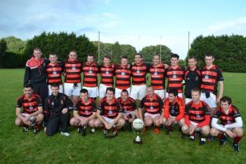 2013 Junior B Championship Winners