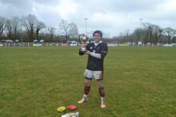 2013 U21B Football Championship Captain