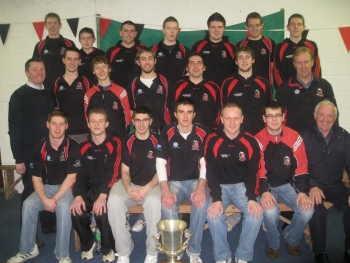 Under 21 Champions honoured