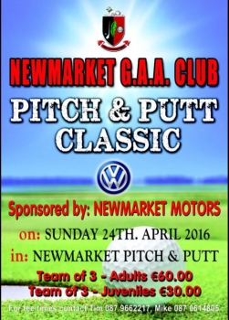 2016 Pitch And Putt Classic