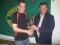 Bart Daly honoured